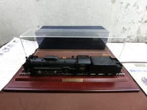 日本車両 日車夢工房 国鉄D51形蒸気機関車 スーパーディスプレーモデル 145 24mm ケース付