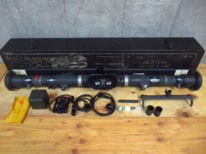 ドイツ軍の測距儀Em1mR36を買取致しました。